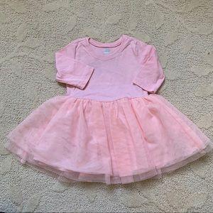 Old Navy Pink Tutu Baby Dress